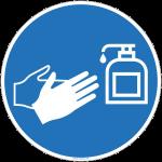 picto gel hydro alcoolique