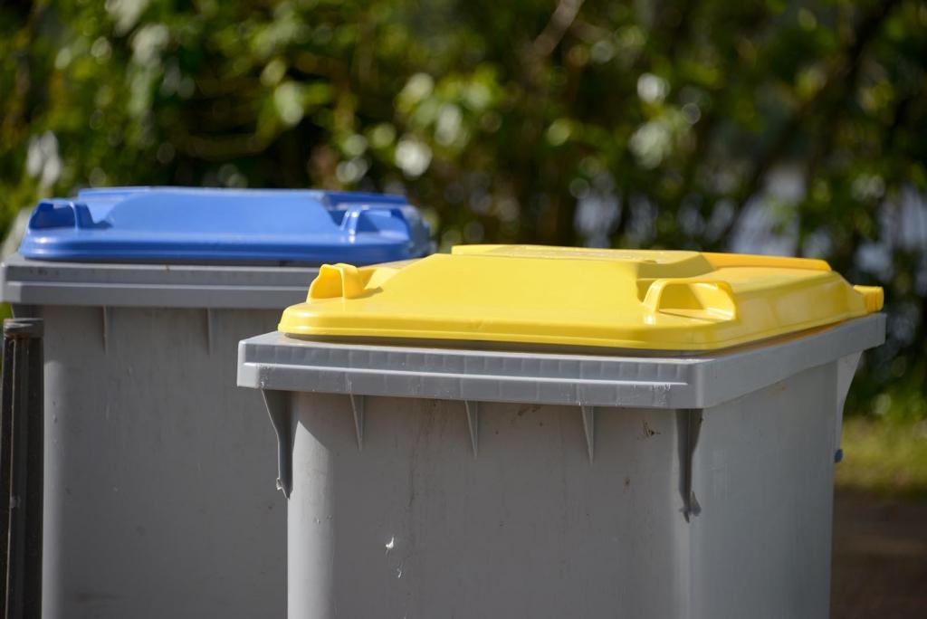 Collecte des déchets ordures ménagères